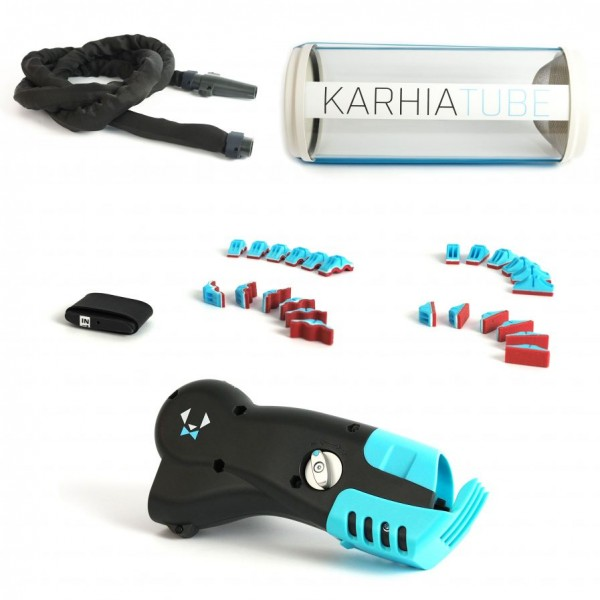 Karhia Pro Groomer's Kit 2019 - Trimmmaschine für rauhhaarige Hunde
