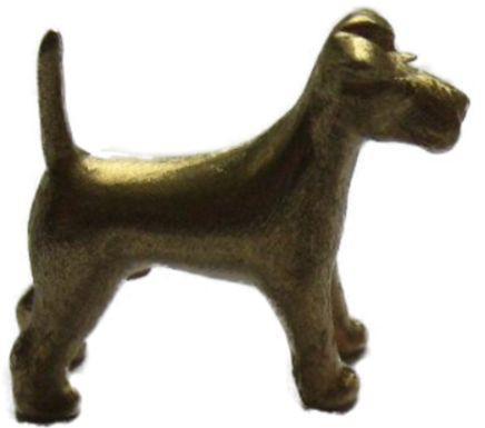 Irish Terrier Schmuck - Figur