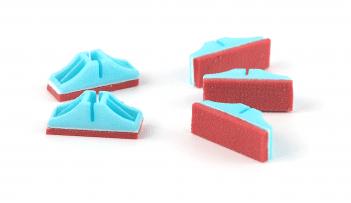 Stripping Paw - Trimmschuh für Karhia Pro Trimmmaschine
